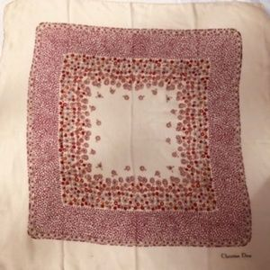 Soft lovely Christian Dior Vintage Scarf